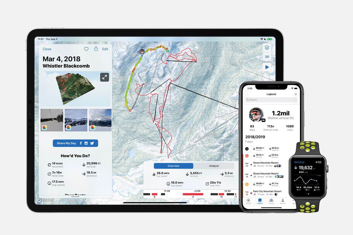 What's New: iPad, Meet Slopes!