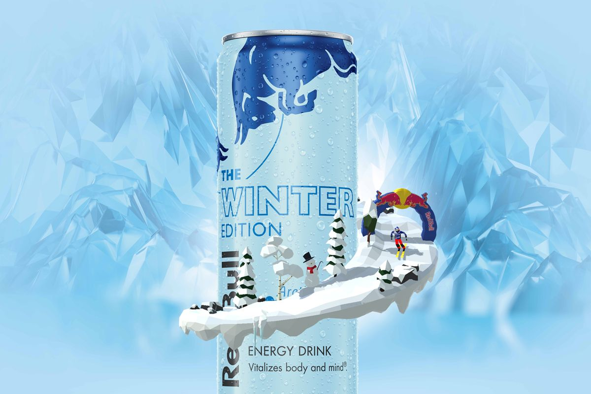 Slopes x Red Bull Winter Edition Game: Play for the Chance to Win