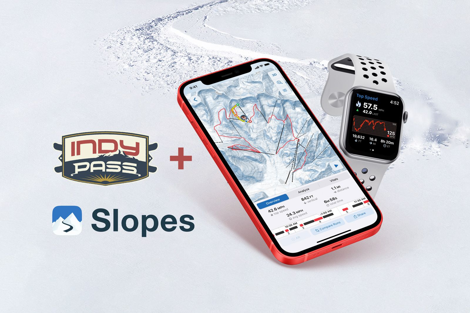 Slopes x Indy Pass - Join the Indy Revolution